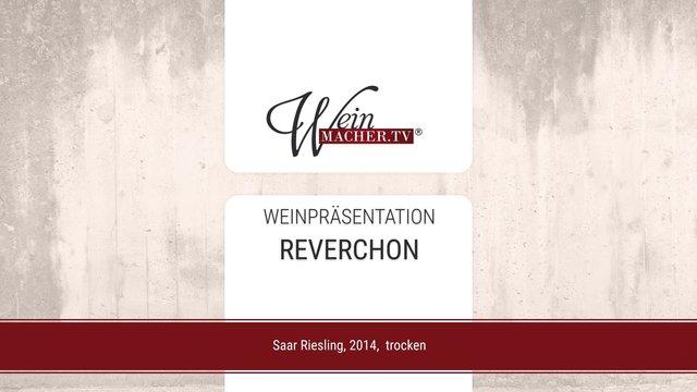 Reverchon Saar Riesling 2014 dry