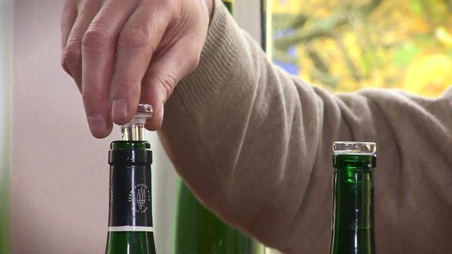 Der Glasverschluss als Alternative zu Kork- und Schraubverschluss