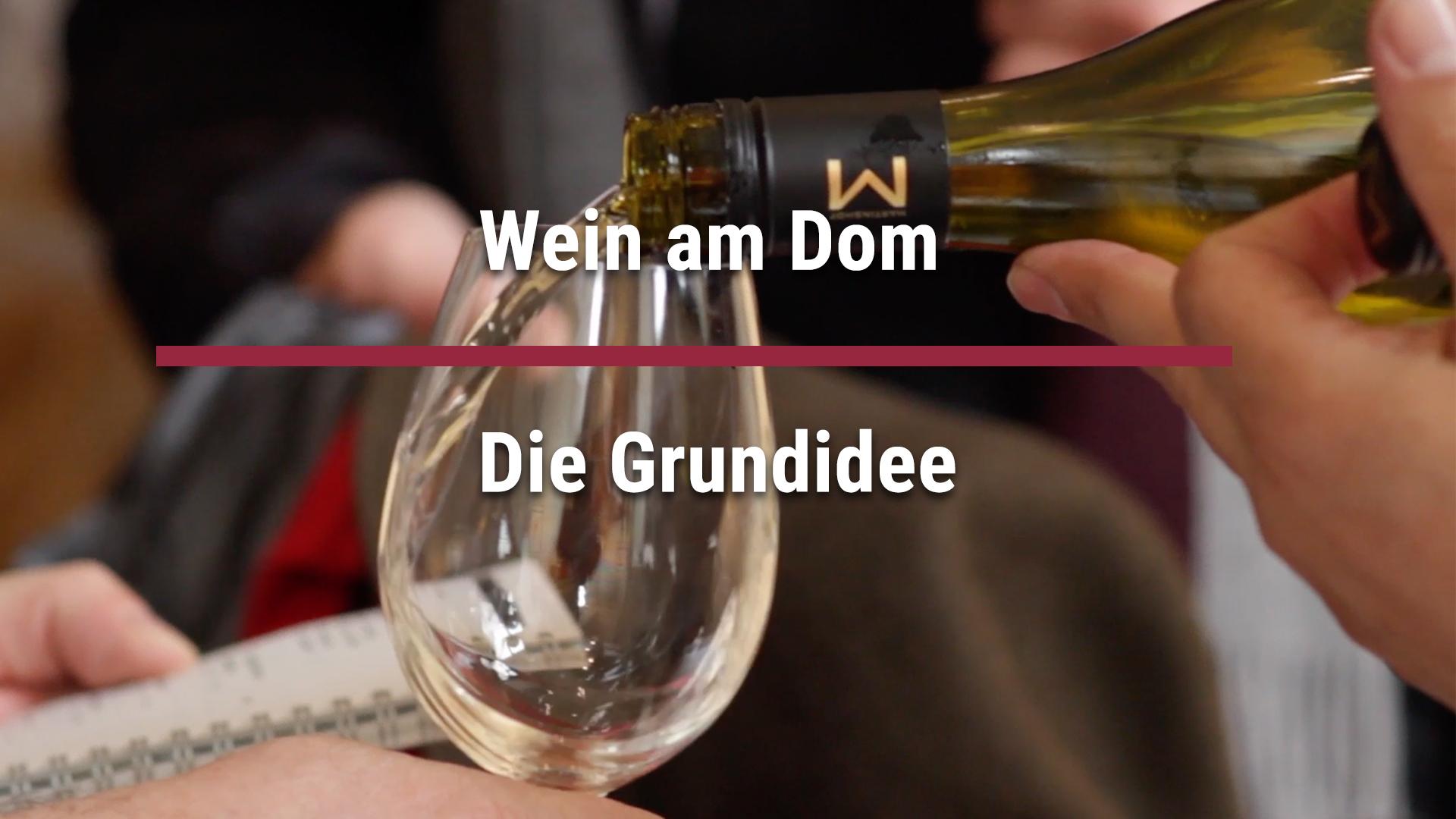 Wein am Dom – Die Grundidee