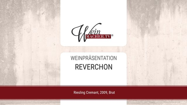 Reverchon Riesling Cremant 2009 Brut
