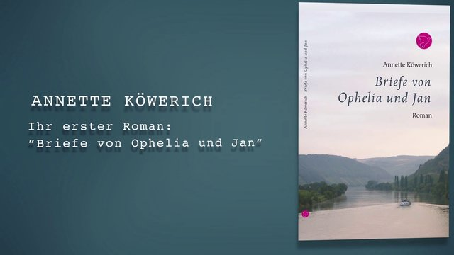 Book tip: Letters from Ophelia and Jan from Annette Köwerich