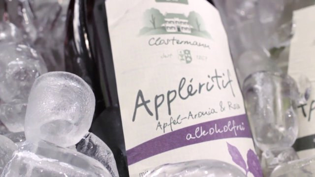 Obstplantagen Clostermann – the alcohol-free aperitif
