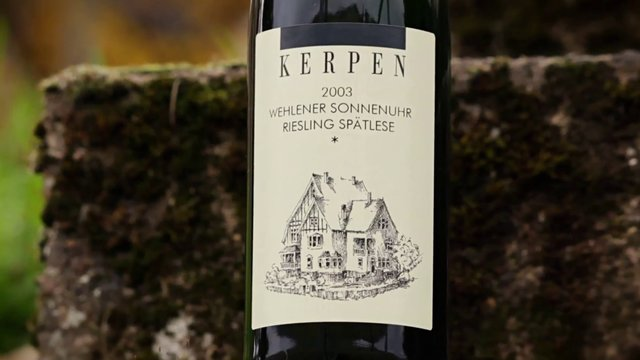 Kerpen winery – we love Riesling!