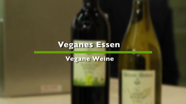 Veganes Essen & veganer Wein