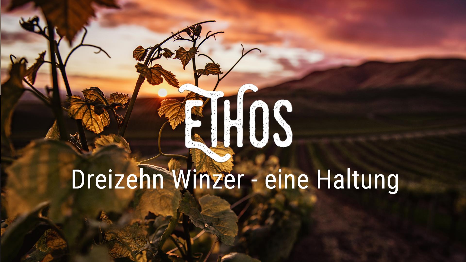 ETHOS – Dreizehn Winzer – eine Haltung