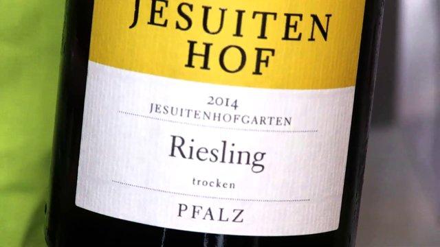 Brief introduction – Jesuitenhof Winery – Moritz Schneider