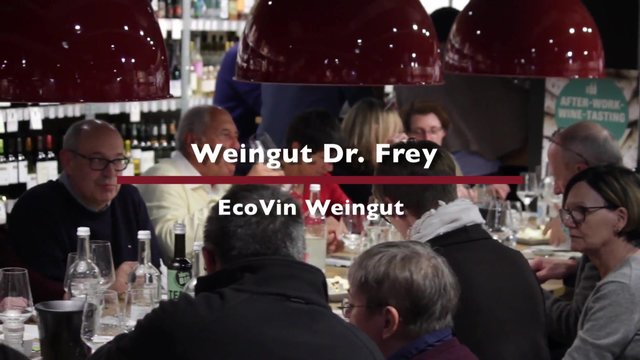 Winery Dr. Frey – EcoVin winery