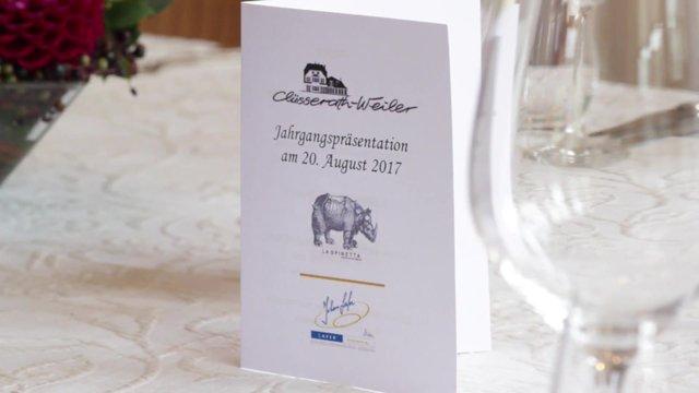 Vintage presentation 2017 – Clüsserath-Weiler winery