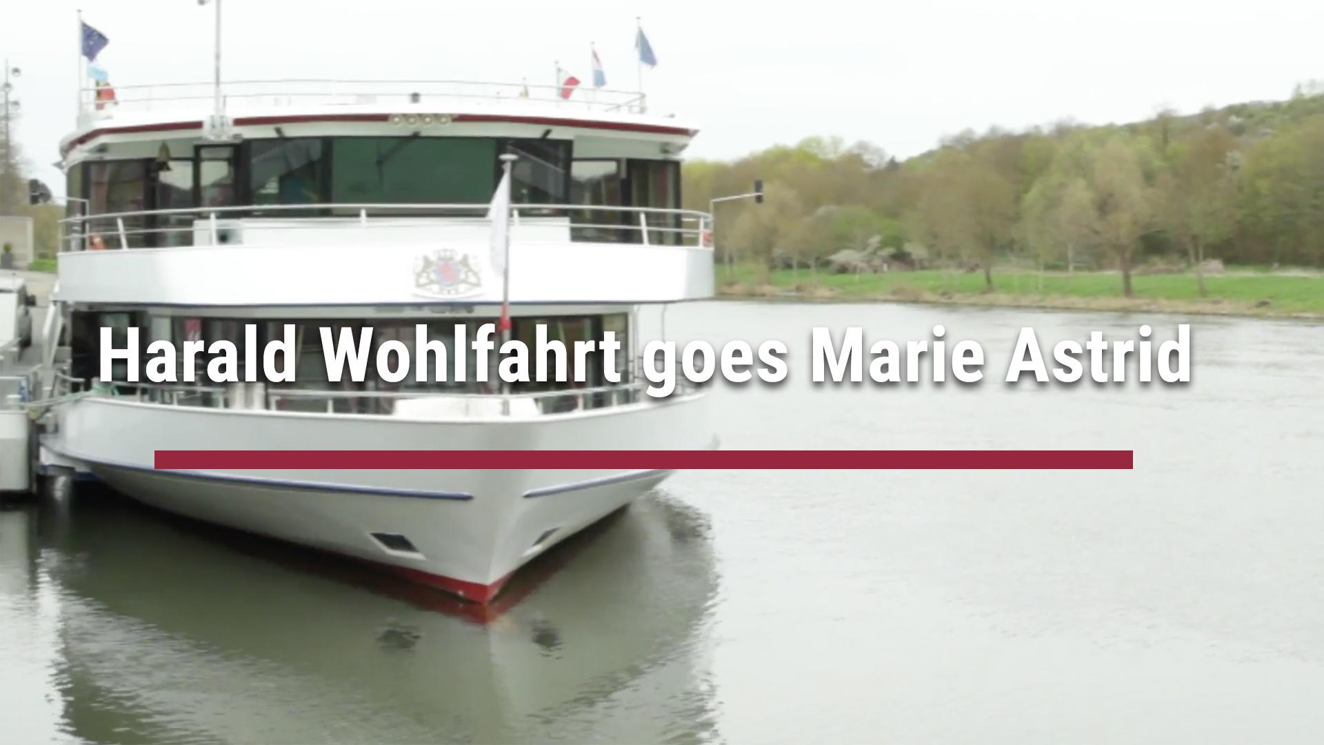 Harald Wohlfahrt goes Marie Astrid
