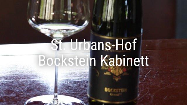 St. Urbans-Hof – Bockstein Kabinett (English)