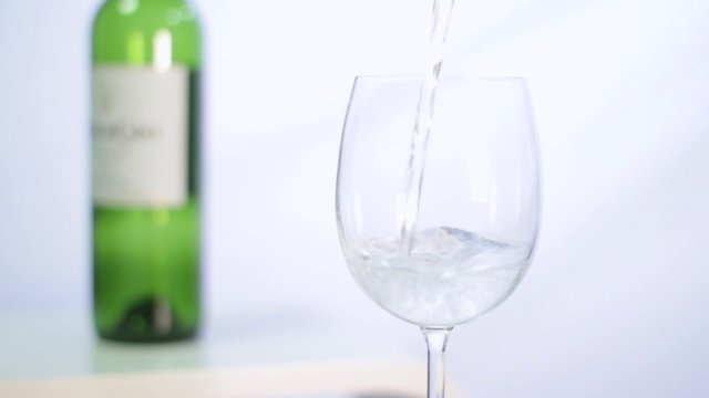 The right water for wine