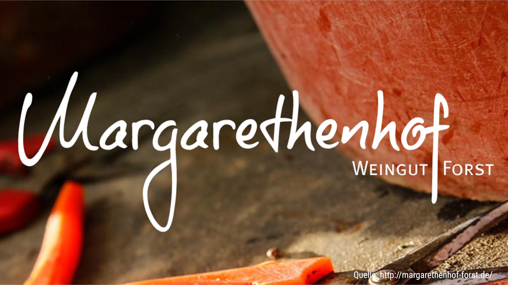 Kurzvorstellung – Weingut Margarethenhof – Yvonne Lucas
