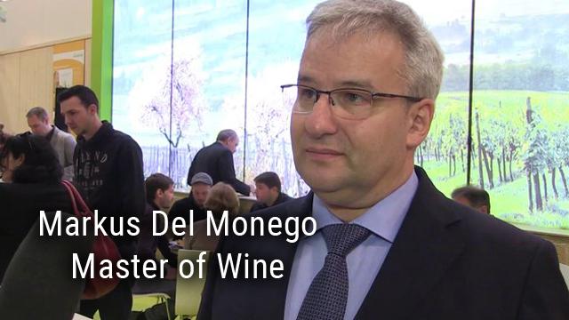 Markus Del Monego – Master of Wine