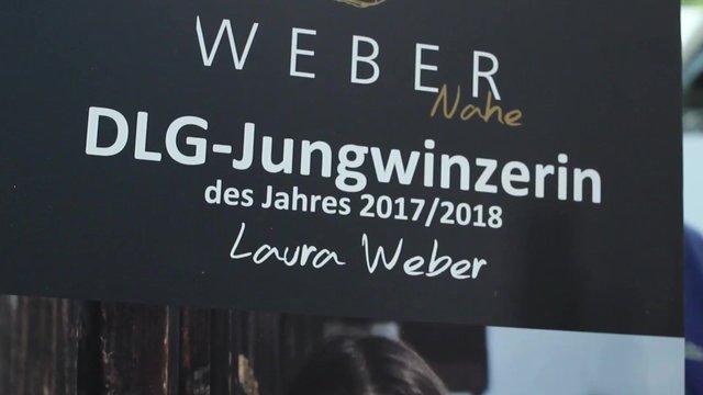 Laura Weber – DLG-Jungwinzerin des Jahres 2017/2018