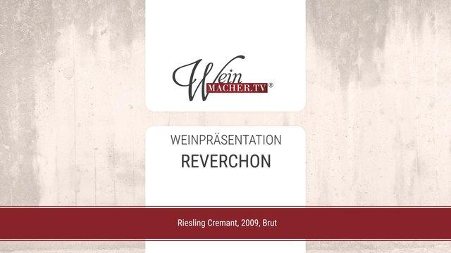 Reverchon – Riesling Cremant 2009, Brut