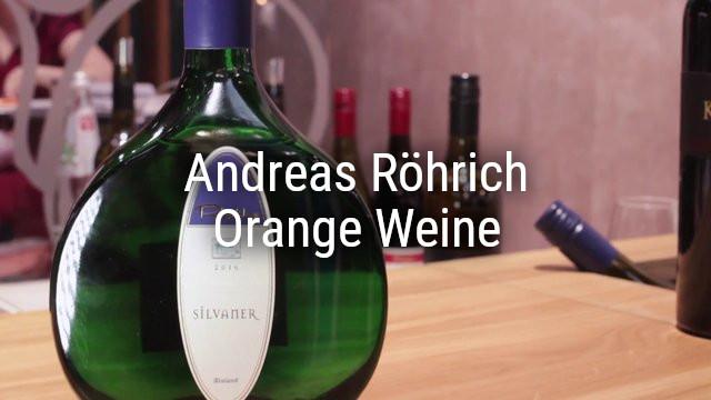 Andreas Röhrich – Orangen Weine