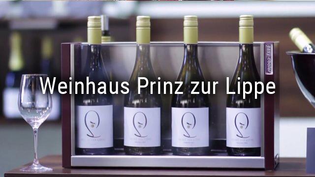 Weinanbaugebiet Sachsen – Weinhaus Prinz zur Lippe