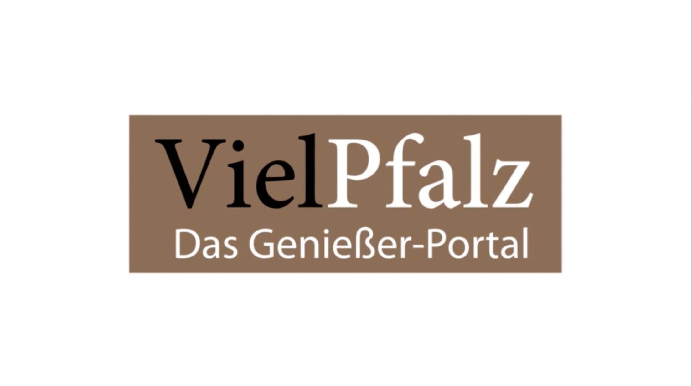 VielPfalz – the connoisseur portal from the Palatinate