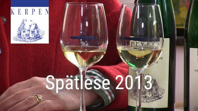 Weingut Kerpen – Weinpräsentation Spätlese 2013