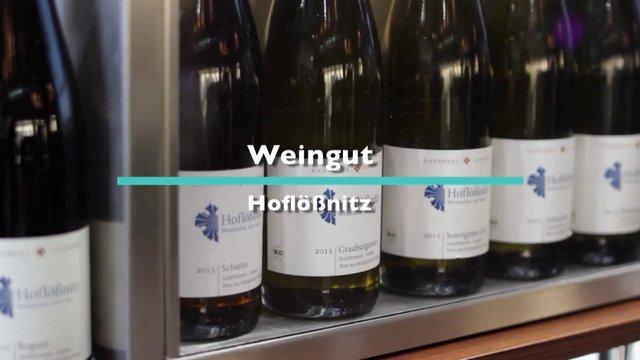 Weinanbaugebiet Sachsen – Weingut Hoflößnitz