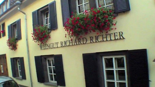 Richard Richter winery, Winningen