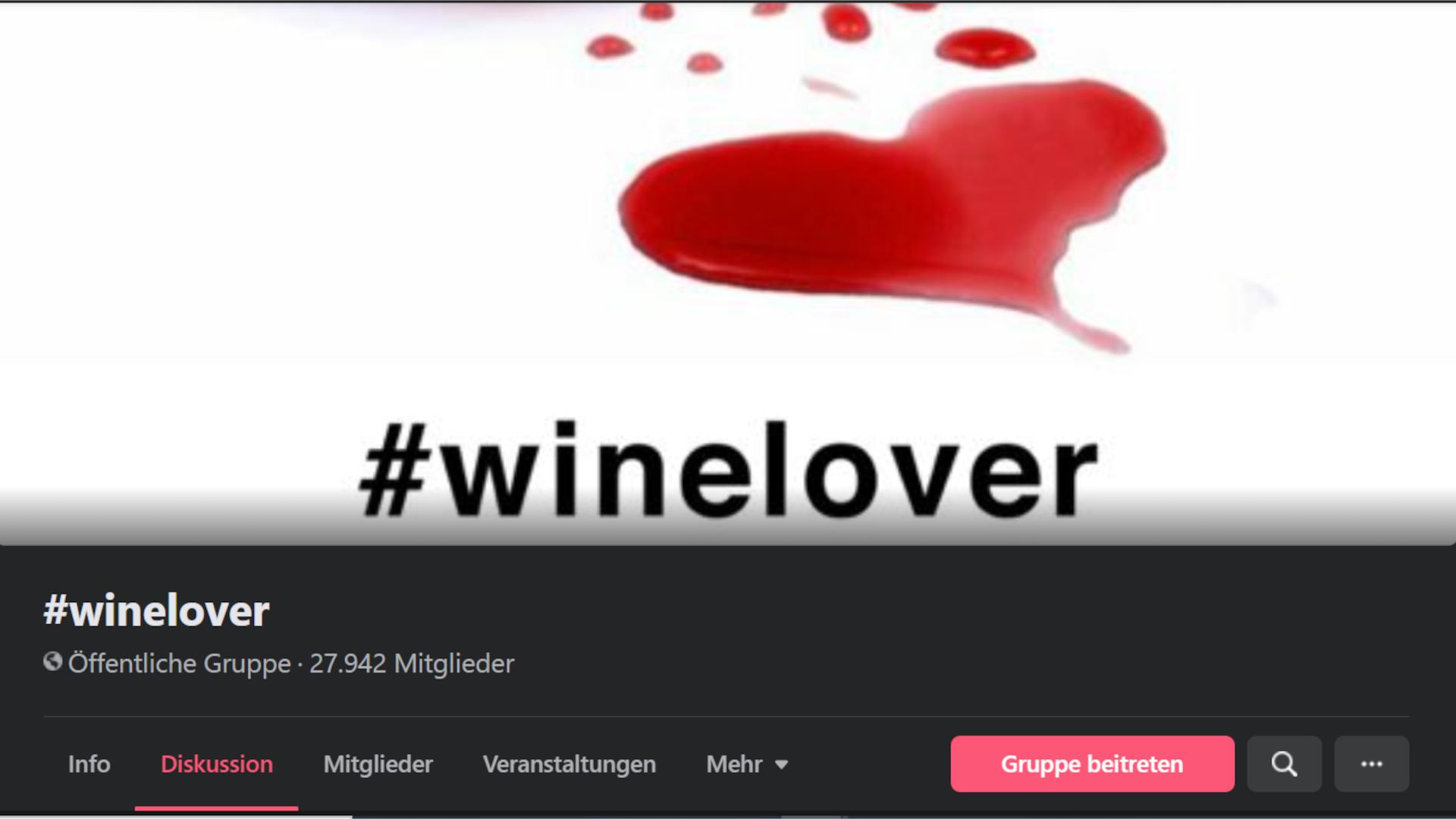 #WINELOVER – Die Wein-Community