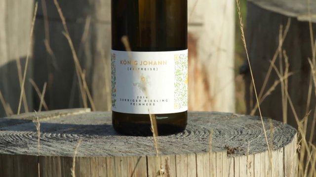 Weingut König Johann – Zeitreise – Serriger Riesling Feinherb 2014