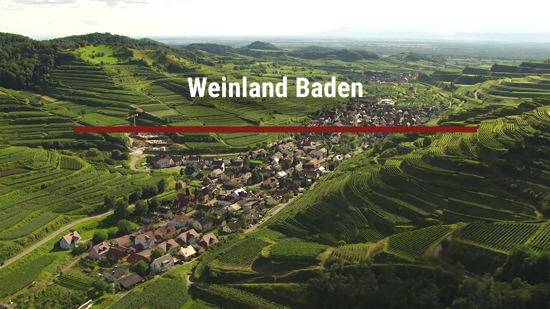 Baden wine country