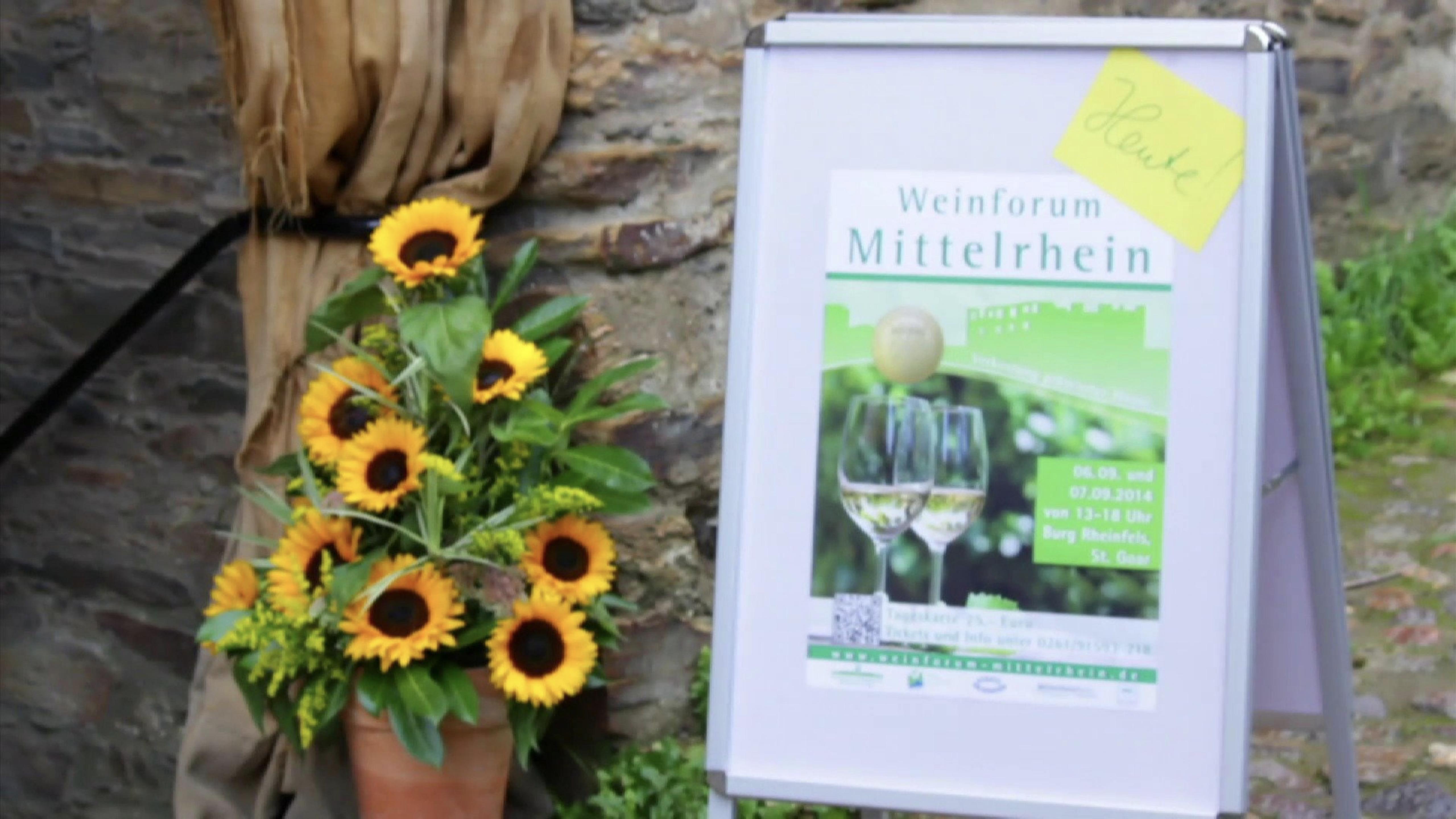 Weinforum Mittelrhein 2014
