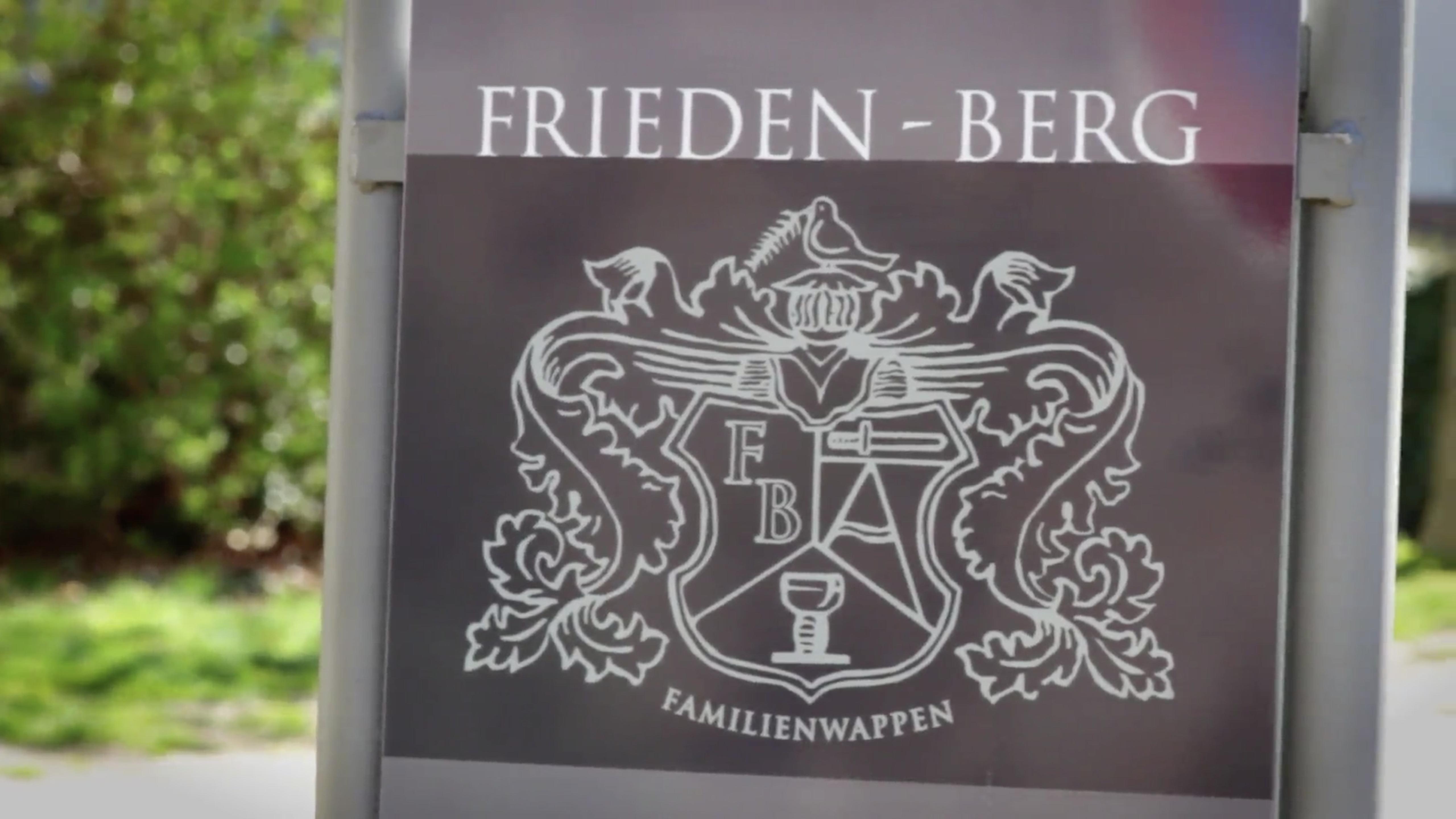 The Frieden-Berg winery in Nittel