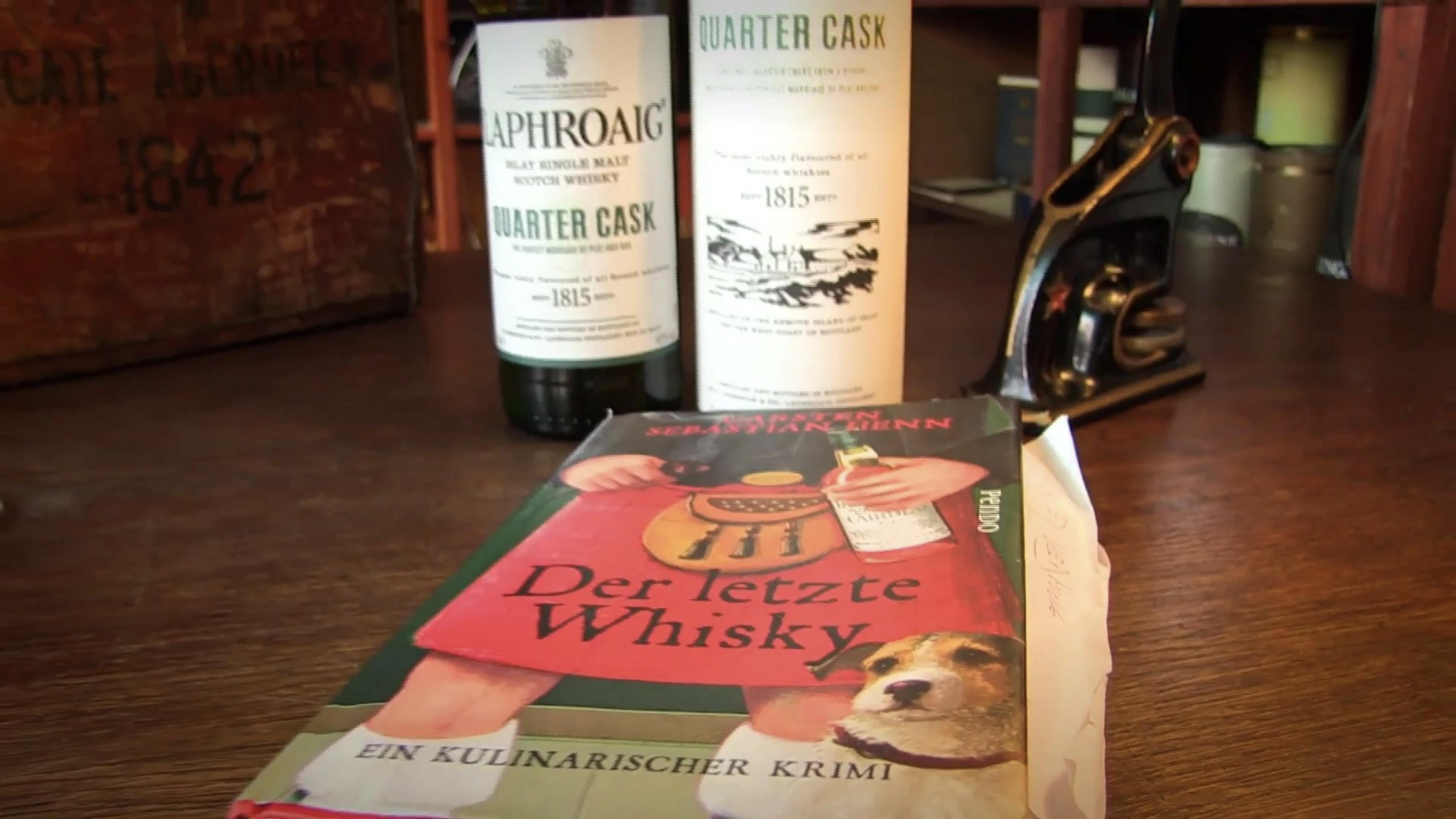 Carsten Sebastian Henn – Der letzte Whisky