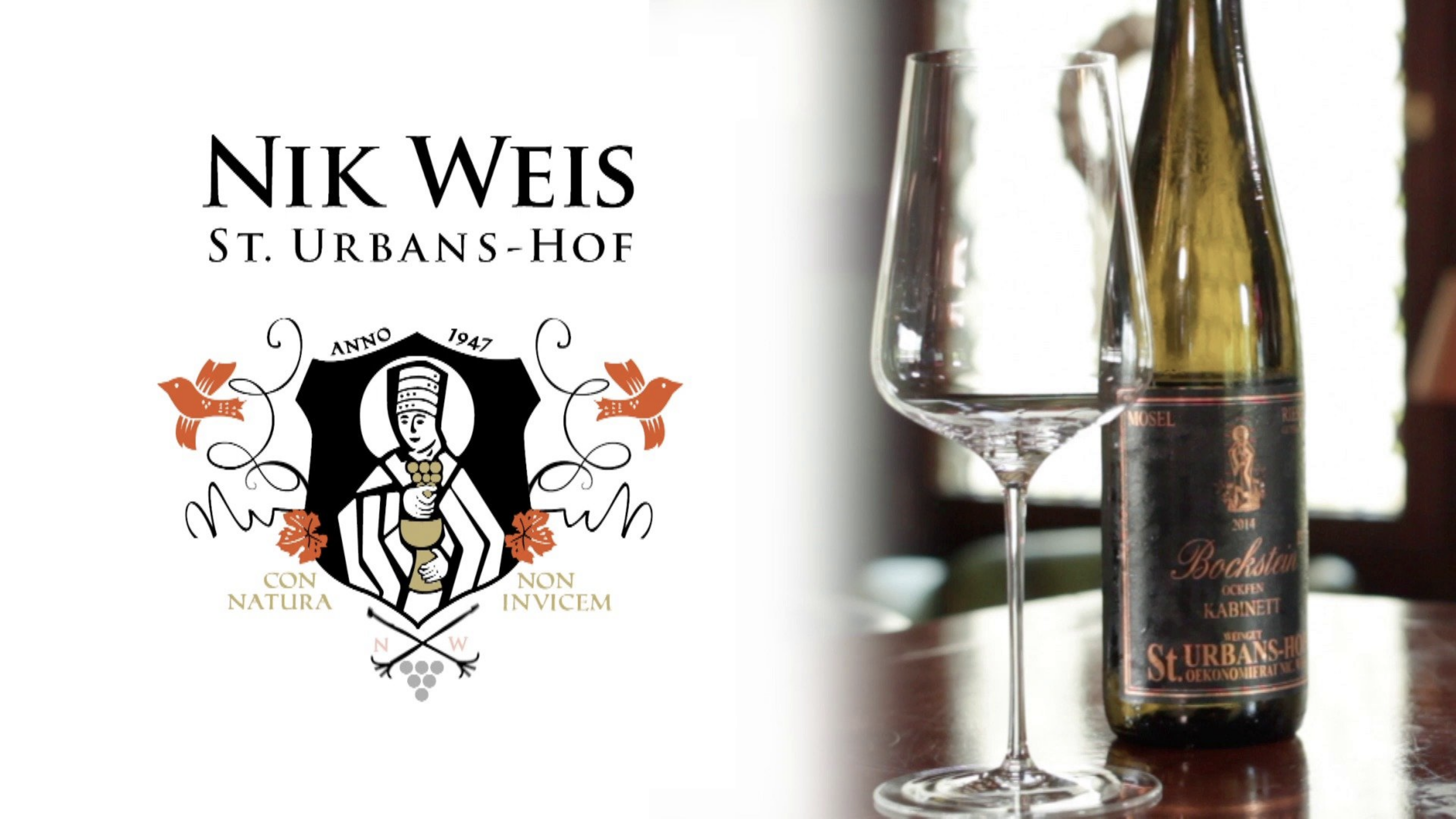 Nik Weis St. Urbans-Hof – Bockstein Riesling