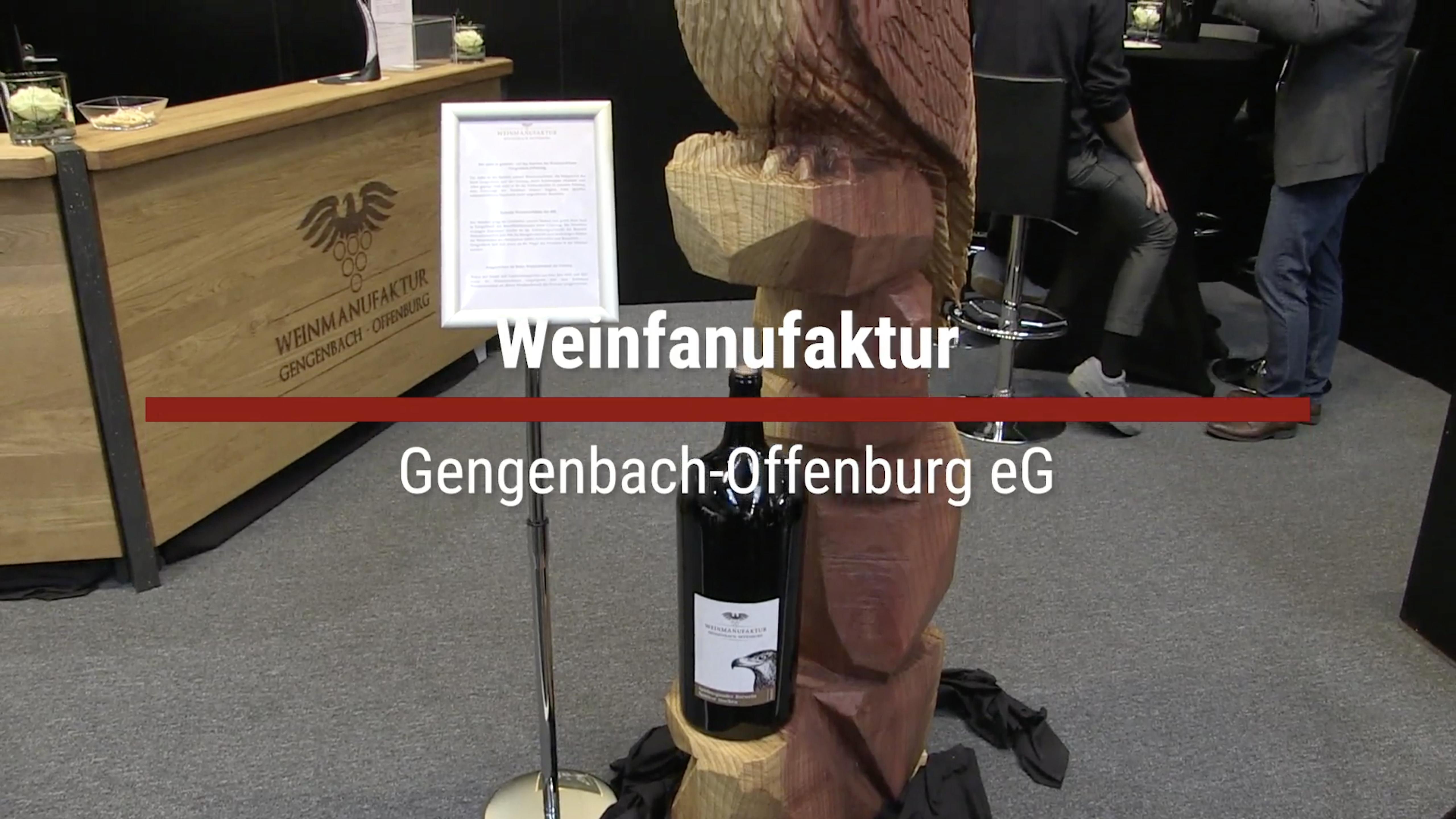 Weinmanufaktur Gengenbach-Offenburg eG – Baden