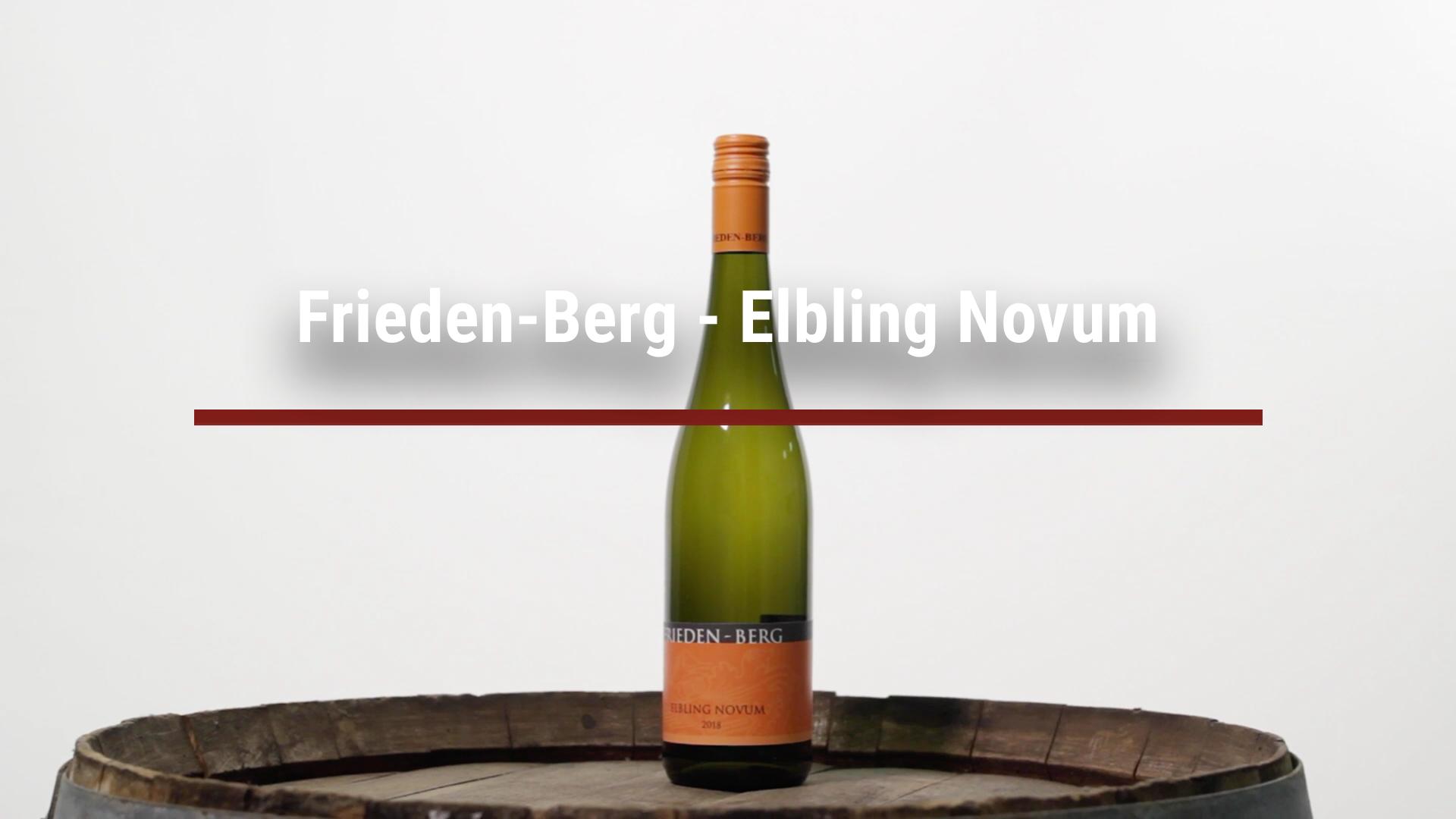 Frieden-Berg – Elbling Novum