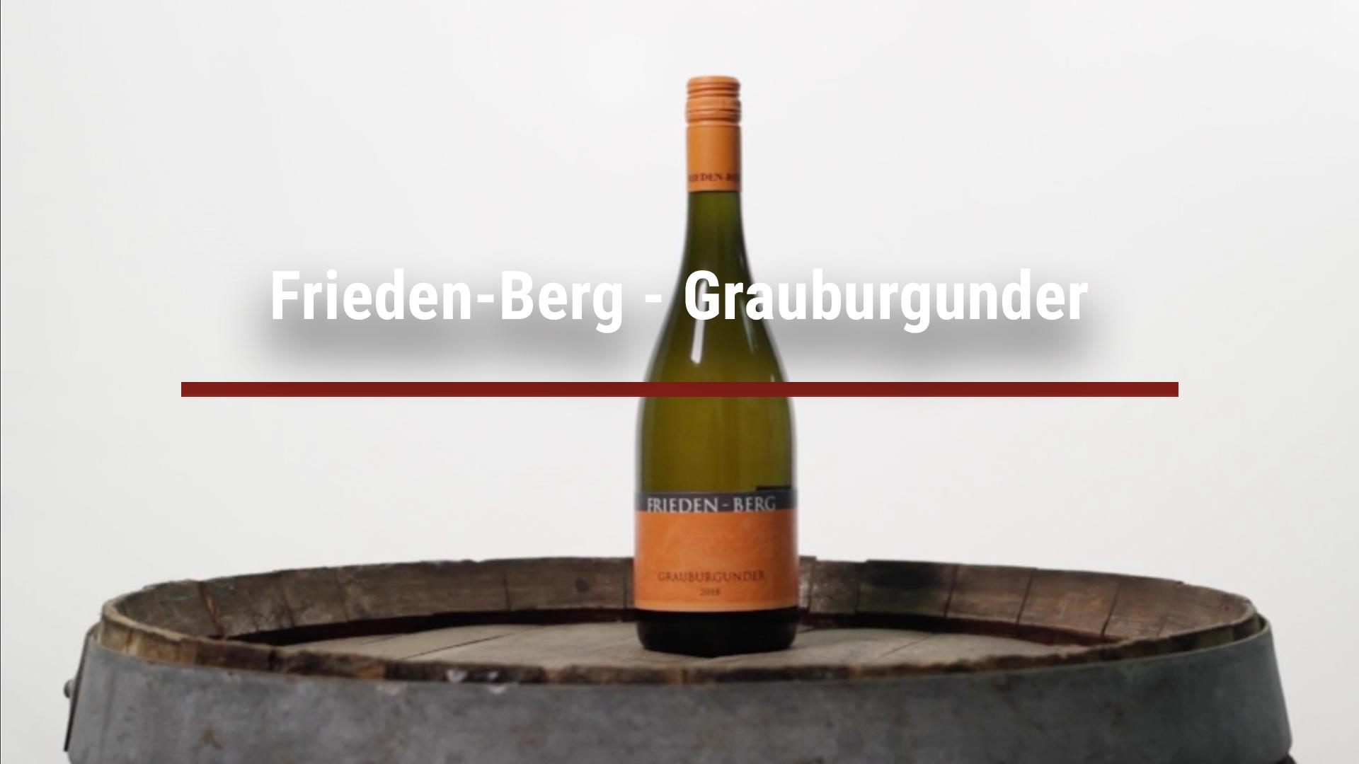 Frieden-Berg – Grauburgunder