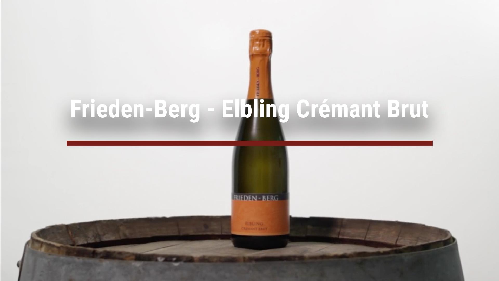 Frieden-Berg – Elbling Crémant Brut