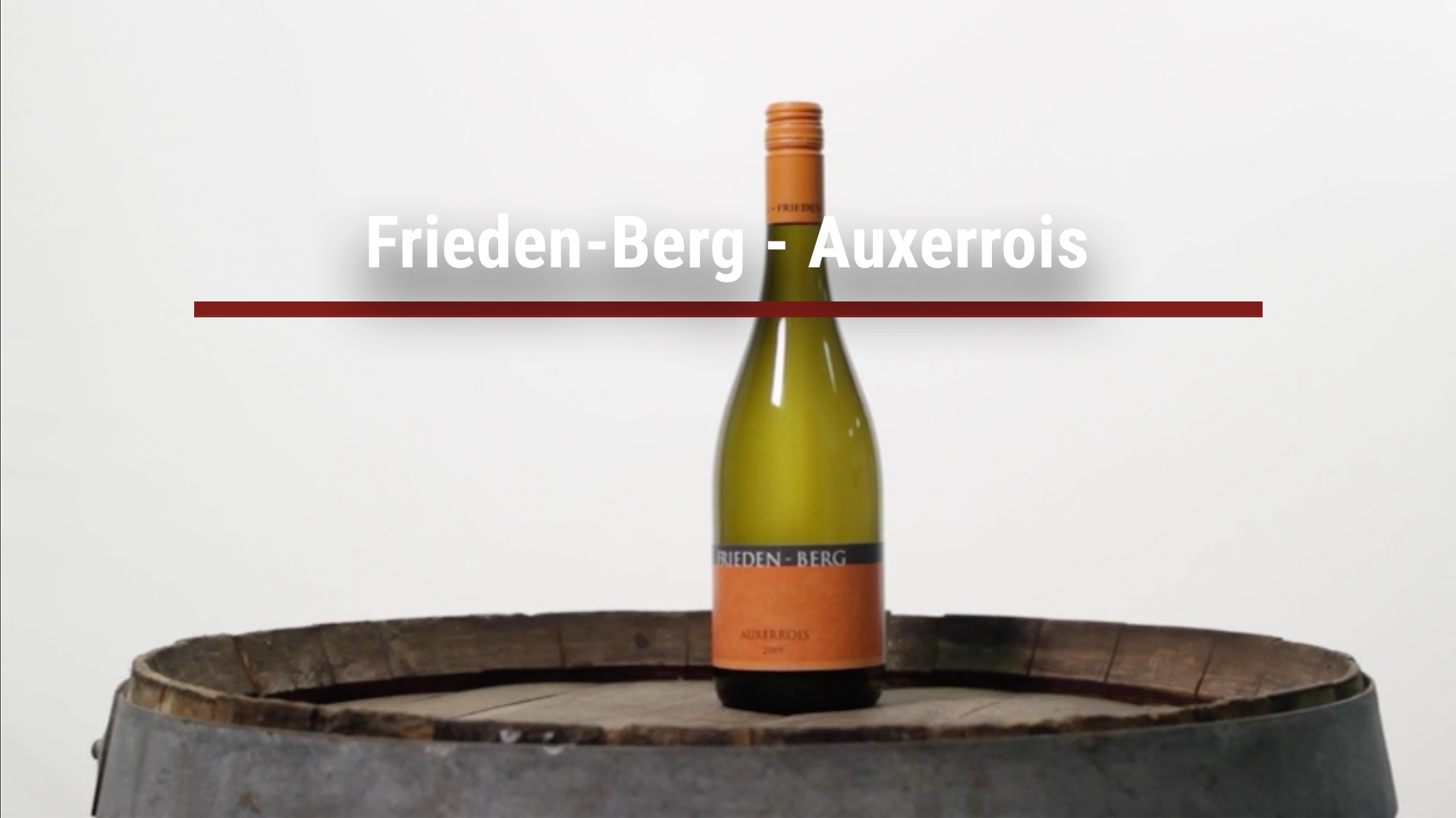 Frieden-Berg – Auxerrois