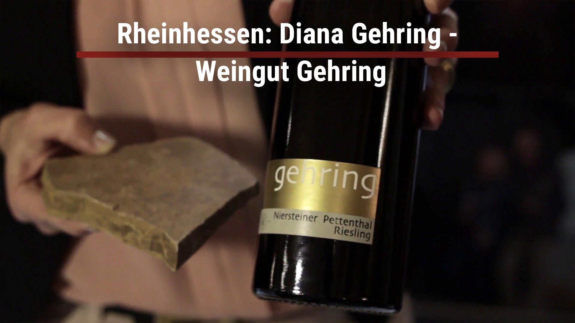 Rheinhessen: Diana Gehring – Weingut Gehring