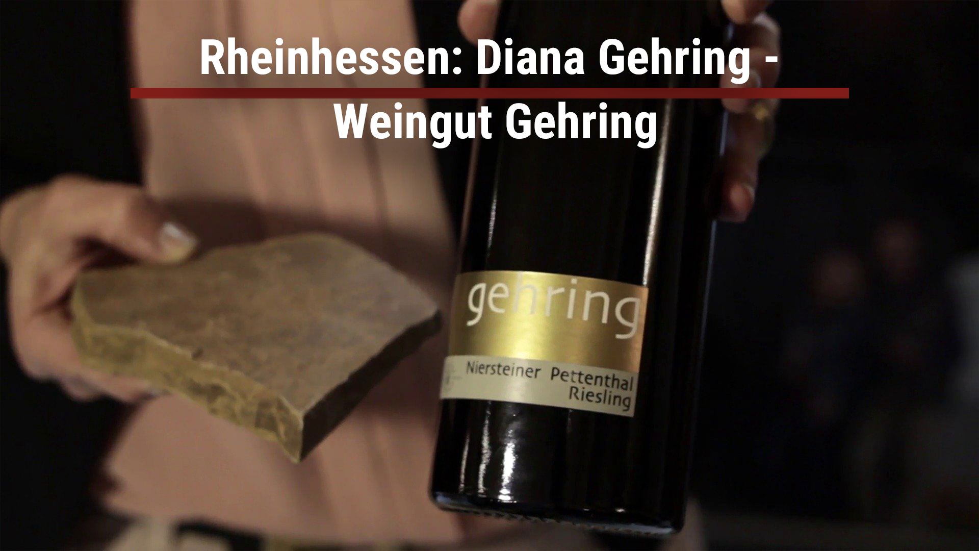 Rheinhessen: Diana Gehring – Winery Gehring