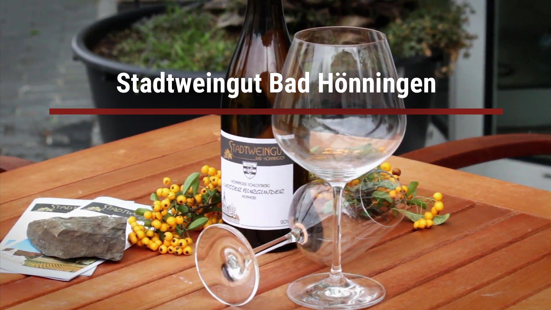 City winery Bad Hönningen
