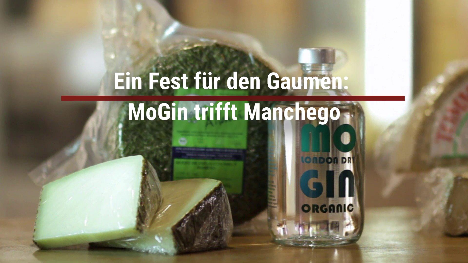 Ein Fest für den Gaumen: MoGin trifft Manchego