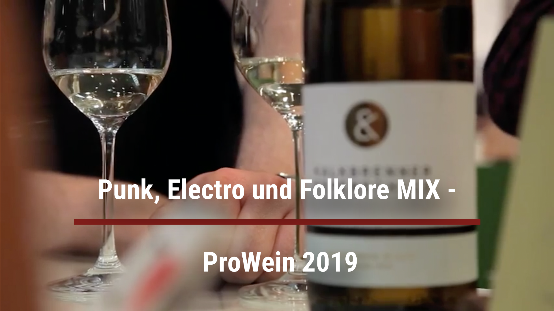 Punk, Electro and Folklore MIX – ProWein 2019