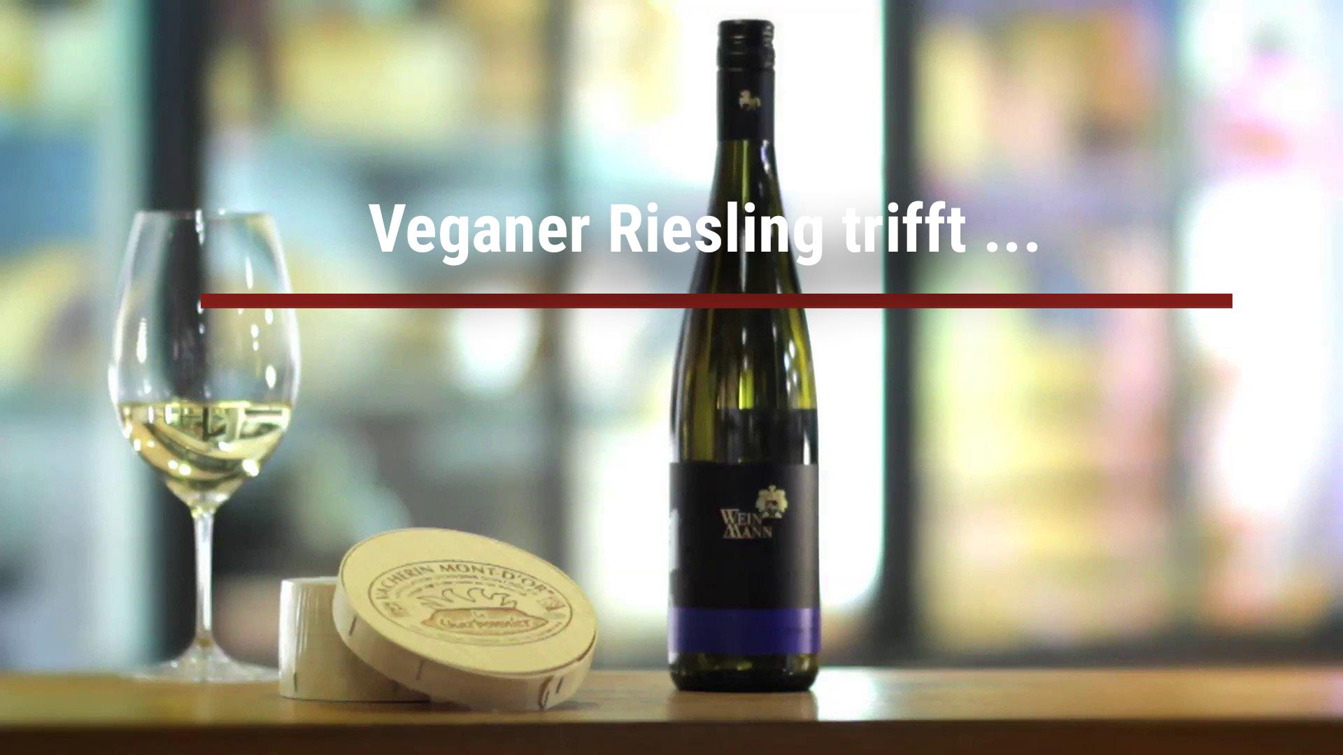 Vegan Riesling meets …
