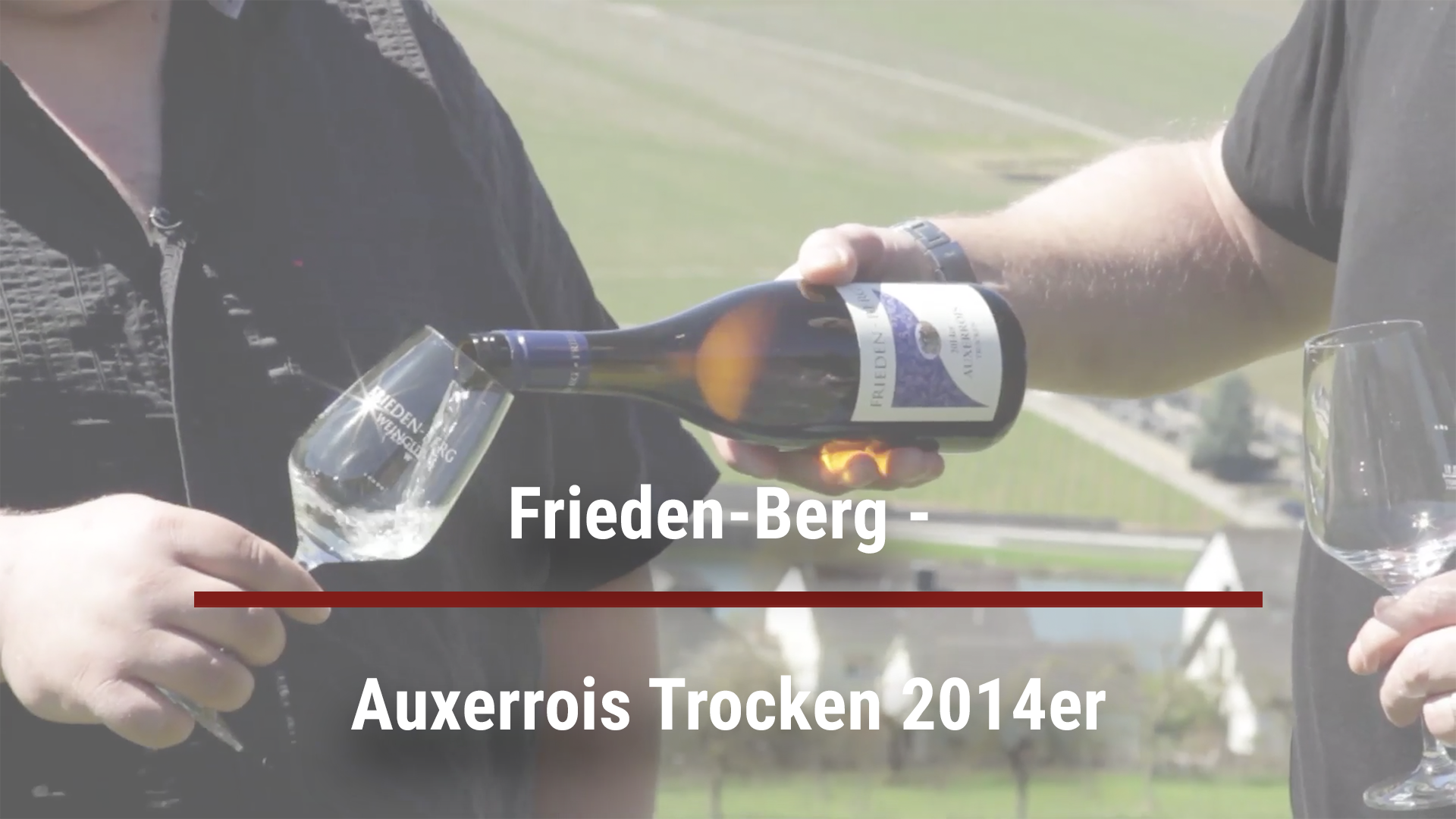 Frieden-Berg – Auxerrois Trocken 2014er