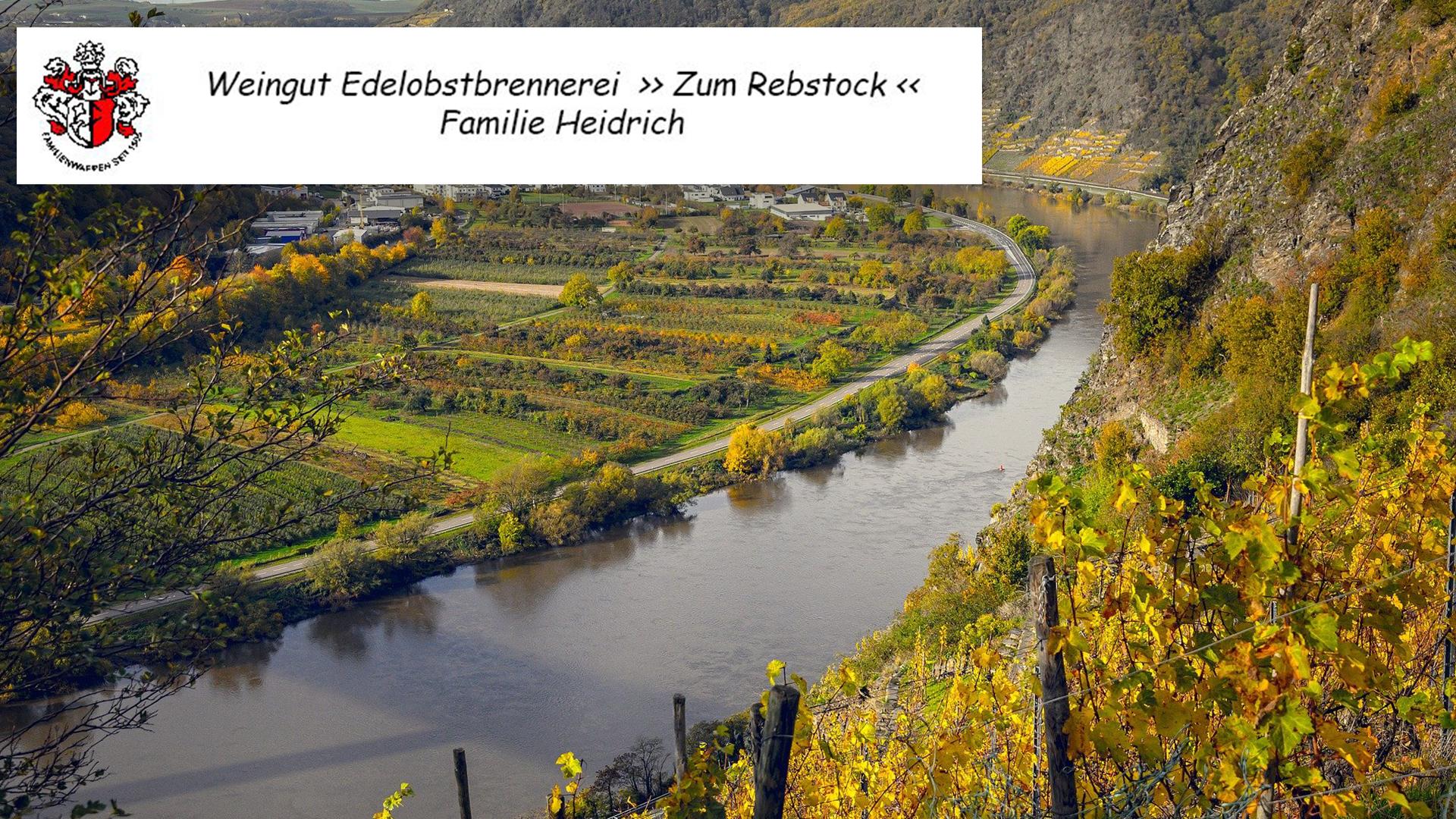 Rolf Heidrich – Winery zum Rebstock