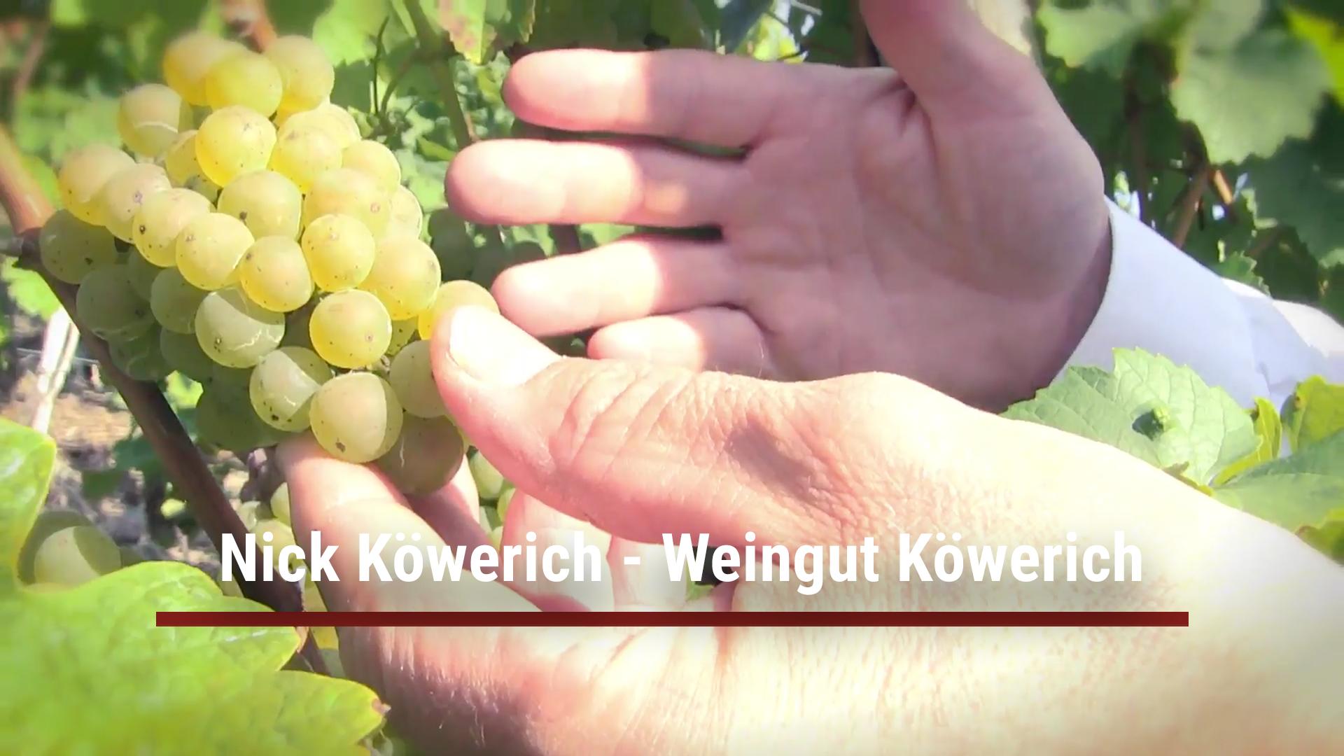 Nick Köwerich – Winery Köwerich