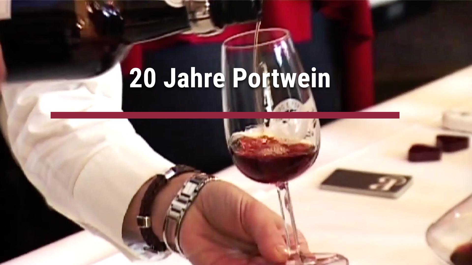 20 Jahre Portwein