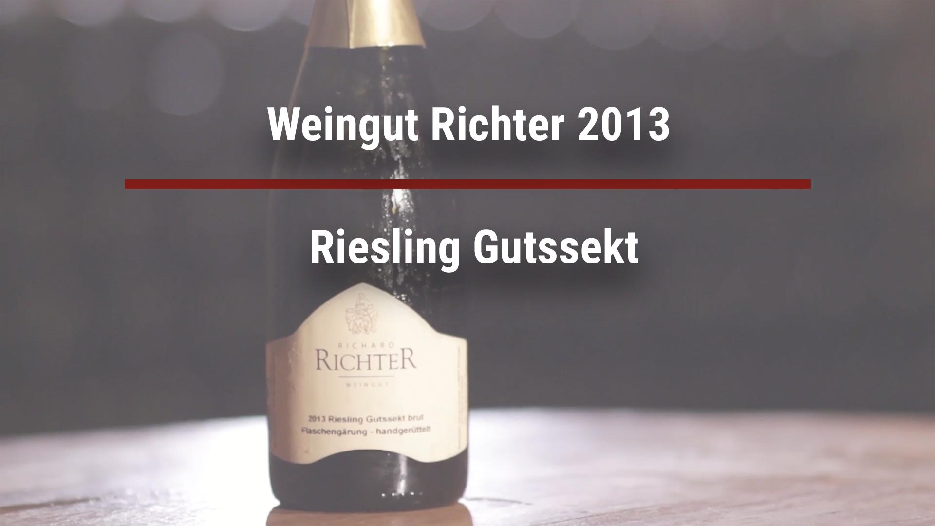 Winery Richter 2013 Riesling Gutssekt