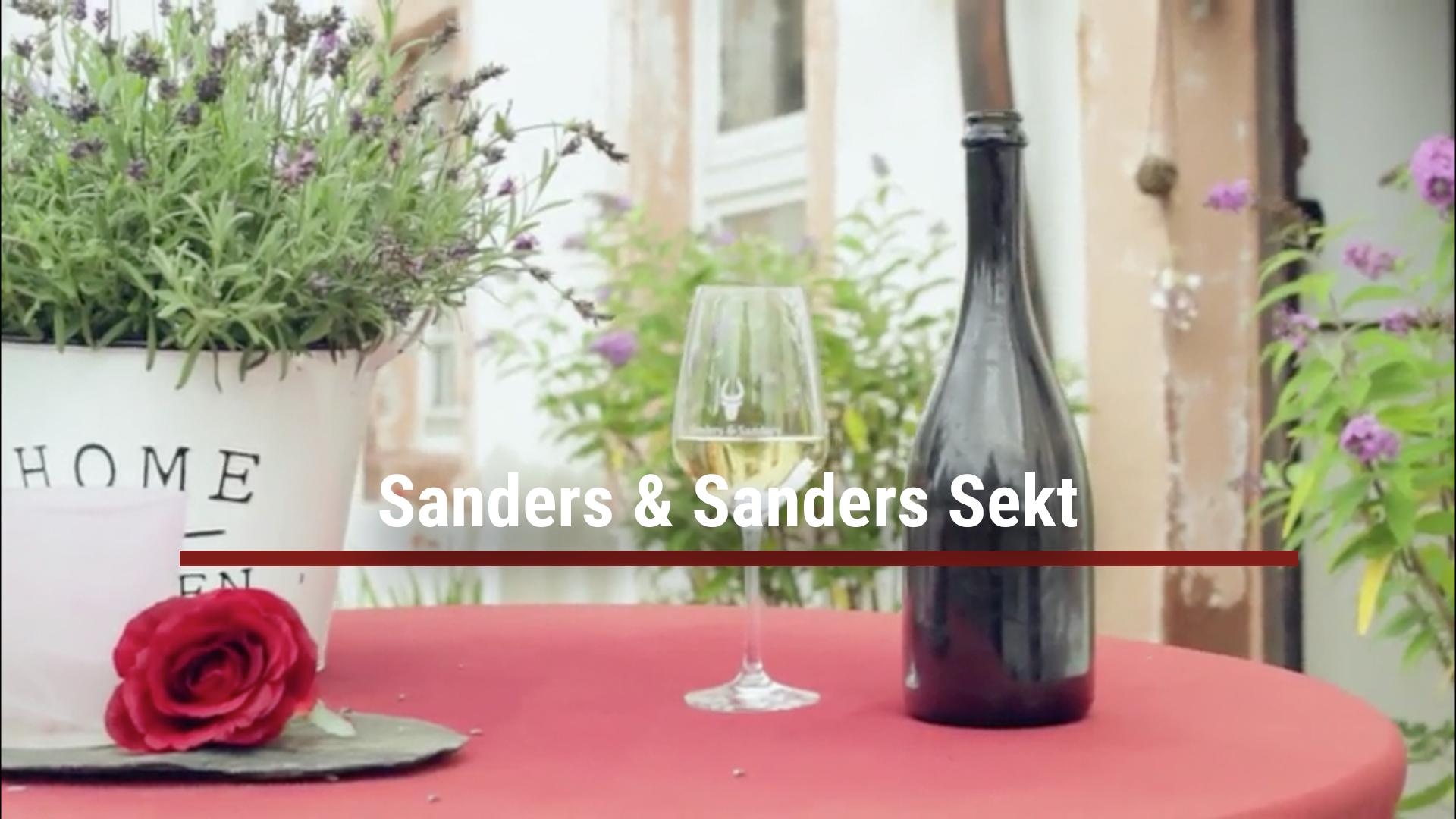Sanders & Sanders Sekt