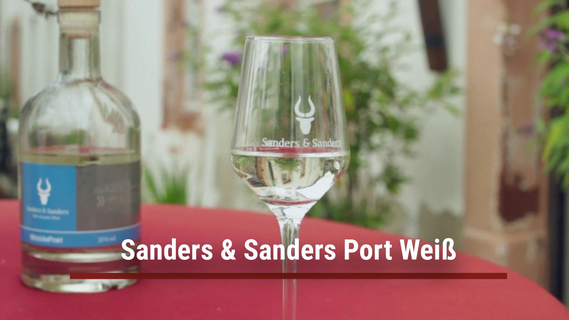 Sanders & Sanders Port Weiß